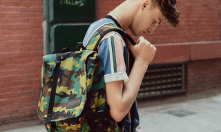 JanSport Has Built a Collection for Urban Explorers & City Life