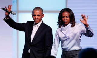 Barack & Michelle Obama Sign Deal to Produce Films & Series For Netflix