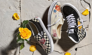"Vans Elevates Classics With DIY-Inspired ""Satin Patchwork"" Pack"