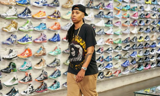 Lena Waithe Talks Her Love for Jordans, YEEZYs & Pharrell's Human Race While 'Sneaker Shopping'