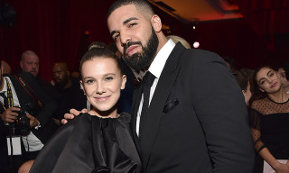 Drake Gifts Millie Bobby Brown, DJ Khaled & More a 'Scorpion' Varsity Jacket