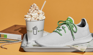 This Shake Shack x Allbirds Burger-Themed Sneaker Is Made from Eucalyptus Trees