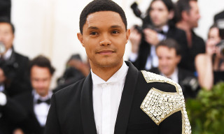 You Probably Missed Trevor Noah's Cameo In 'Black Panther'