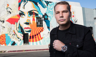 Shepard Fairey Now Has His Own Hublot Collab, Here's How It Came Together