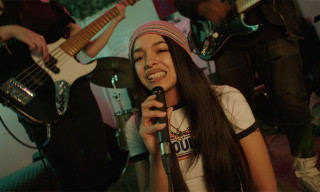 "Princess Nokia & Her Band Do Battle in ""Look Up Kid"" Video"