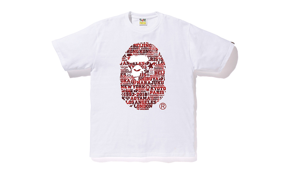 Bape Is Celebrating Its 25th Anniversary With A Special