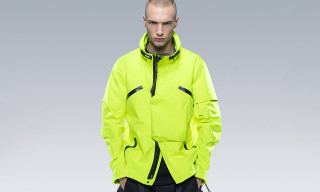 ACRONYM Just Launched New SS18 Technical Jackets