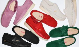 Clarks Originals x Supreme Is Back for SS18