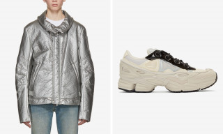 This SSENSE Summer Sale has Discounted Raf Simons & A-COLD-WALL*