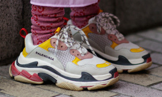 Op-Ed | Here's What Design Critics Think of the Chunky Sneaker Trend