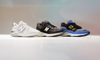 "Here's How to Cop New Balance's ""Caviar & Vodka"" Pack"