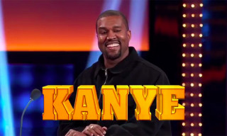 First Look at Kanye West's Episode of 'Celebrity Family Feud'