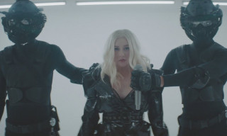 "Christina Aguilera & Demi Lovato Fight off Oppression in ""Fall in Line"""