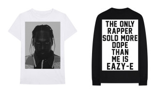 Pusha-T Refreshes 'DAYTONA' Merch Designed by Cali Thornhill Dewitt