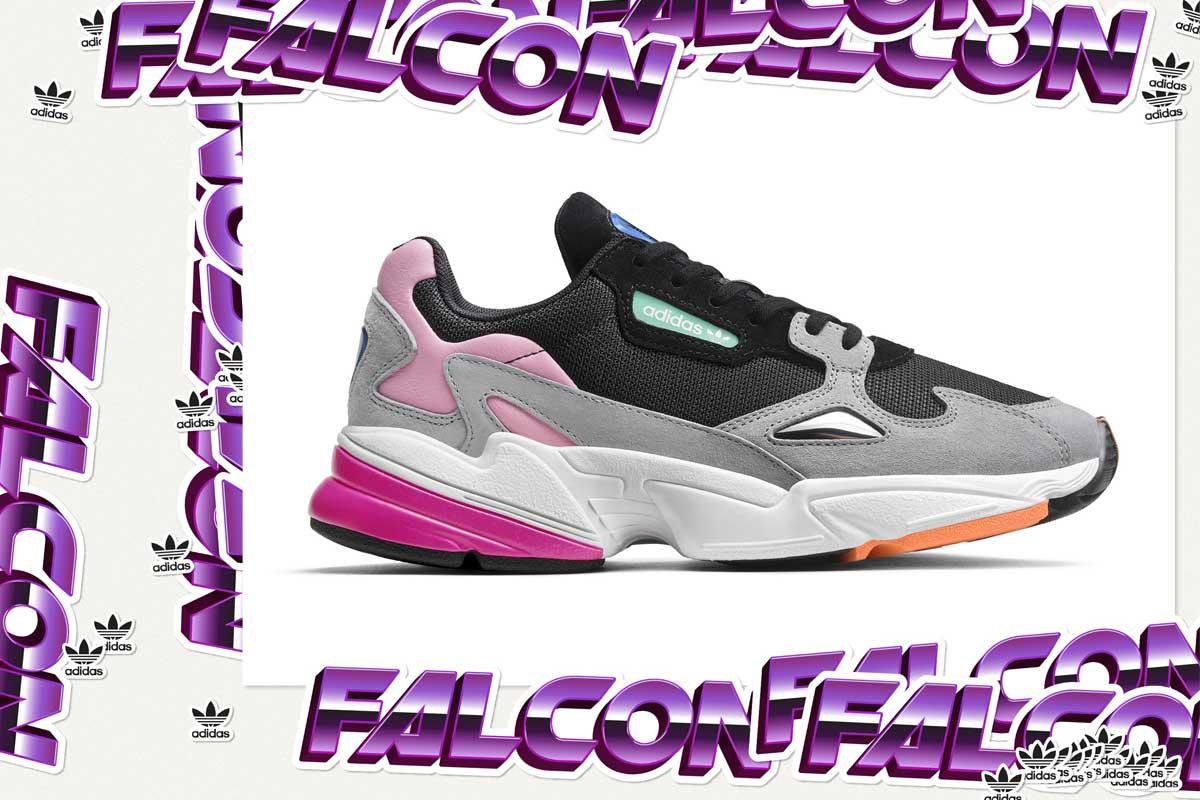 7fc3c4b49354fa adidas Falcon  Release Date