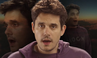 "John Mayer's ""New Light"" Is the Most Gif-Able Video Ever"