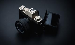 Fujifilm Debuts $600 X-T100 Mirrorless Camera With 4K & Tilting LCD Display