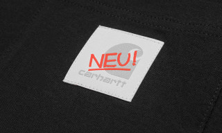 Cop the Best Pieces from Carhartt WIP's Collab With Krautrock Legends Neu!