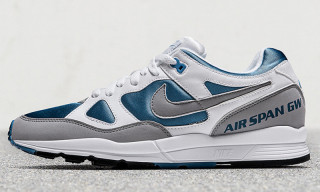 "Nike Honors Gary Warnett With Exclusive Air Span II ""GW"""