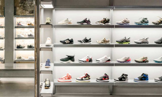OG London Sneaker Boutique Footpatrol Officially Opens in Paris