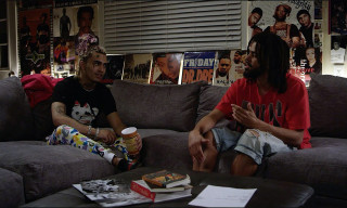 J. Cole & Lil Pump Squash Beef in Hour-Long Interview