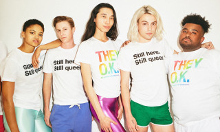"American Apparel Debuts ""They O.K."" Pride Month Collection"