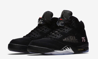 Jordan Brand & Soccer Giant Paris Saint-Germain Team Up on Air Jordan 5