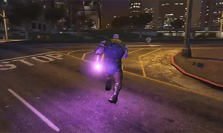 You Can Soon Play as Thanos in 'Grand Theft Auto V'