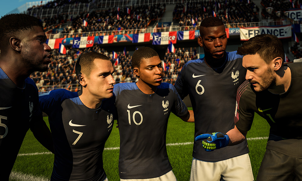how to play world cup in fifa 18
