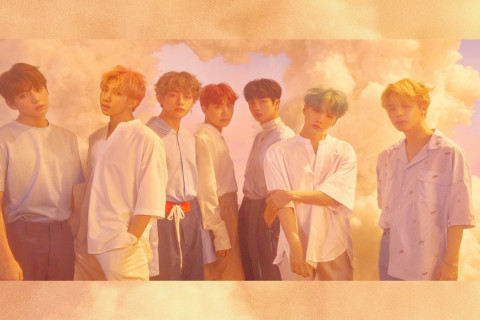 BTS' Love Yourself: Tear reaches number one on Billboard 200