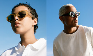 SUPER by Retrosuperfuture & Caliroots Team up on New Limited Edition Sunglasses