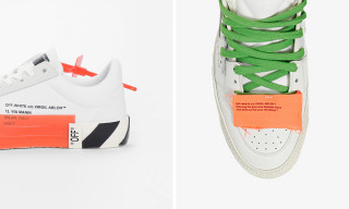 8 OFF-WHITE Sneakers to Grab If You Missed Out on the Converse Collab