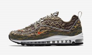 Nike Celebrates the Air Max 98 With 3 Wild New Colorways