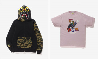 BAPE Taps Chicago Artist Hebru Brantley for Latest Collaboration