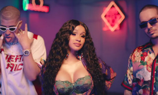 "Cardi B's Video for ""I Like It"" ft. Bad Bunny & J Balvin Is an All-Out Party"