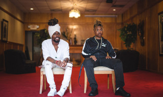 Hip-Hop Duo EARTHGANG Speak on Atlanta's Creativity and Hustle Today