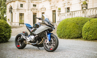BMW Motorrad's Concept 9cento Is the Ideal Sports Touring Bike