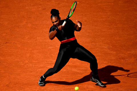 Serena Williams slams rival Maria Sharapova's claims ahead of French Open clash