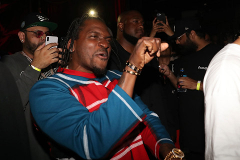 Pusha T Claims Drake Has A Secret Baby On Diss Track