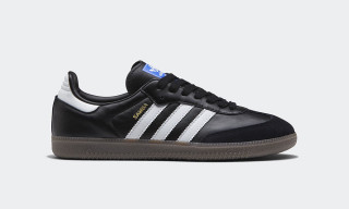 adidas Originals Is Bringing the OG Samba Back