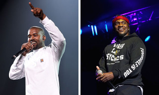Have Pusha-T & Kanye West Slyly Switched Up Album Promo?