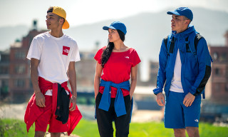 """The North Face Launches """"Khumbu"""" Pack Inspired by the Mountains, Made for the City"""
