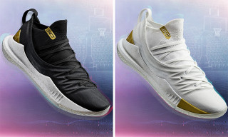 "Here's How to Cop Under Armour's Curry 5 ""Championship Drive"" Pack"