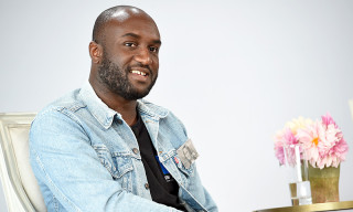 "Virgil Abloh Called Out for His ""MARKERAD"" IKEA Chair"