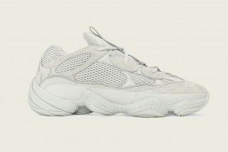"Don't Miss Out on the YEEZY 500 ""Salt"" Today"