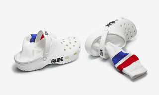 "Streetwear Dads Rejoice, Alife & Crocs Are Dropping ""Crocs With Socks"""