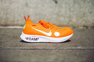 OFF–WHITE x Nike Zoom Fly Mercurial Flyknit  Release c23740a993