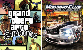 Rockstar Announces 'GTA San Andreas,' 'Midnight Club LA' & 'Table Tennis' Coming to Xbox One