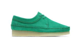 Clarks Originals Debuts Colorful Weaver Pack