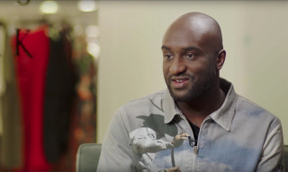 Virgil Abloh Explains the Importance of Evolution in Fashion at thedropNY@Barneys